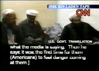 The real Ayman Al-Zawahiri appears on fake bin-Laden confession Video
