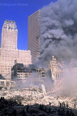 Wtc Building  Fire