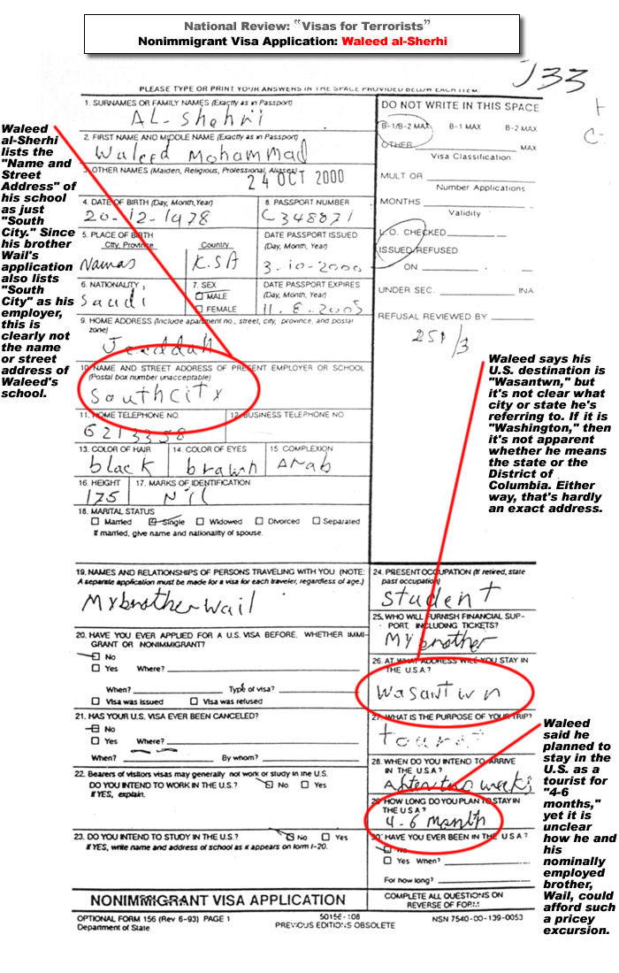 File:Waleed al-Shehri Visa Application.jpg - 911myths