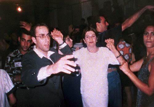 Ziad jarrah wedding